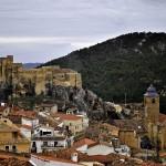 La localidad de Yeste en Albacete