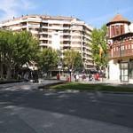Plaza de Gabriel Lodares en Albacete