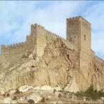 Castillo de Almansa en Castilla la Mancha