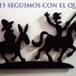 IV Centenario de la publicación del Quijote de la Mancha