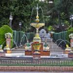 El Parque Gasset en Ciudad Real