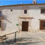 La histórica Casa del Curato, en Cuenca