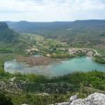 Laguna de Uña, en Cuenca