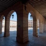 La localidad de Ocaña en Toledo