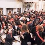 La Tamborada, símbolo de la Semana Santa de Hellín
