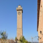 Torre de Mangana, símbolo arquitectónico de Cuenca