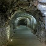 Túnel de Alfonso VIII en Cuenca