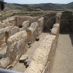 Yacimiento arqueológico romano de Valeria