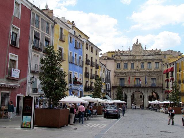 La Plaza Mayor de Cuenca02